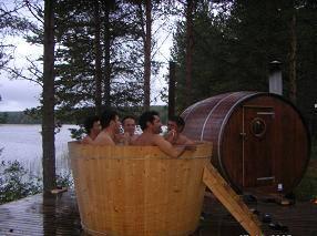 food sauna
